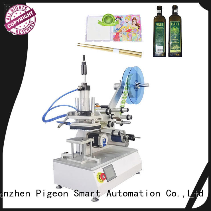 PST best semi auto labeling machine with custom services for factory