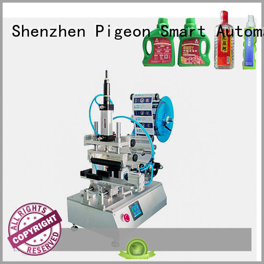 PST semi automatic labeling machine supply for business