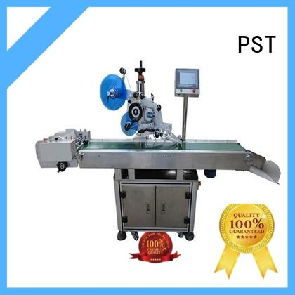 PST high quality automatic flat labeling machine factory price for book