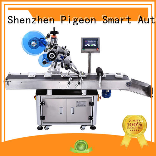 PST automatic flat labeling machine supply for bags