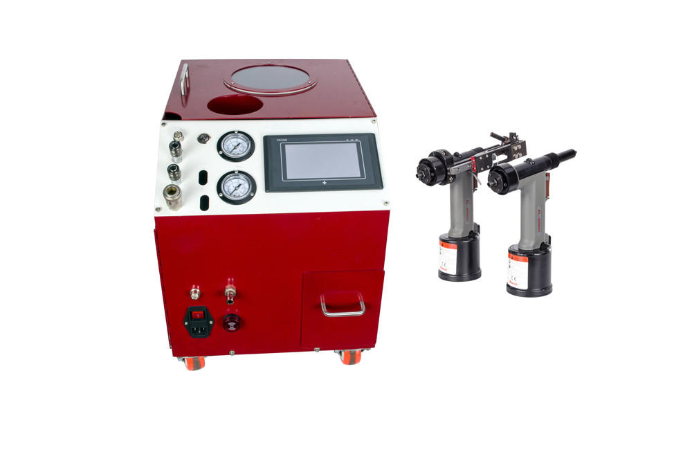 The Automatic Feed Riveting Machine/pneumatic/for Blind Rivets(2.1mm To 6.4mm)/RM130-3