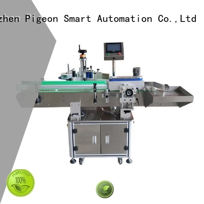 good selling round bottle labeling machine factory price for wine bottle