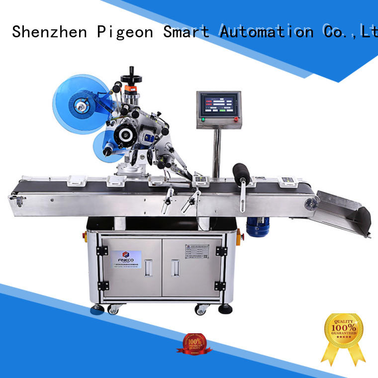 head automatic labeling machine wholesale for round bottles PST