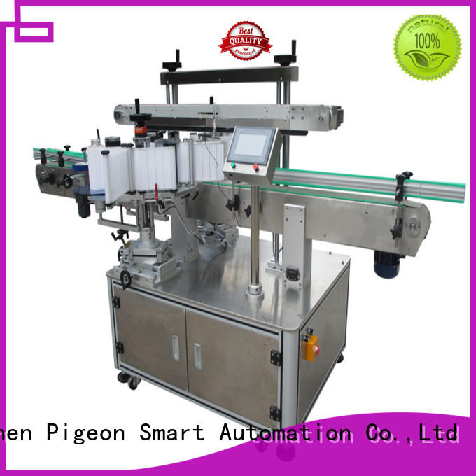 PST excellent Side labeling Machine wholesale for flat bottles