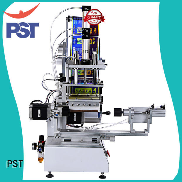 PST hot sale Bottles Labeling Machine supplier for round bottles