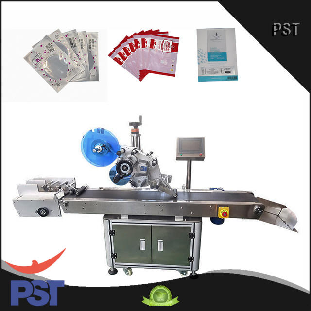 poly flat labeling machine supplier for book