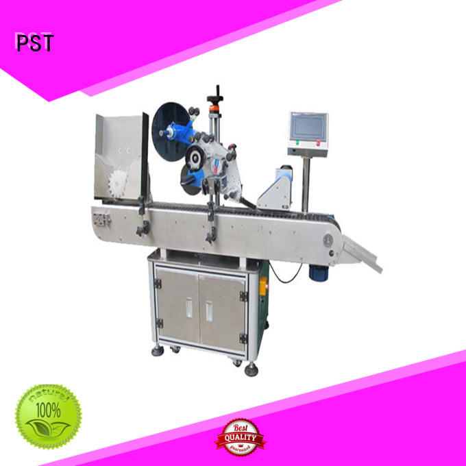 round bottle labeling machine efficient for boxes PST