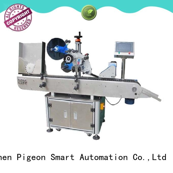 new bottle sticker labeling machine company for round bottle