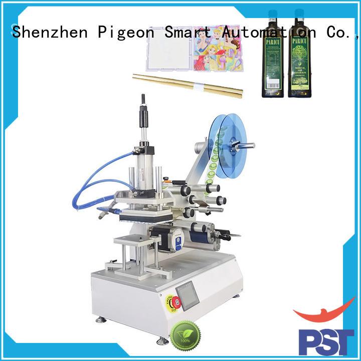 PST semi auto labeling machine suppliers for sale