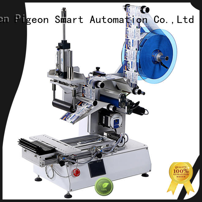 automatic bottle labeling machine hot sale for round bottles PST