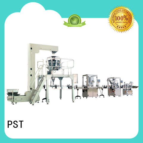 PST high quality labeling production line supply for industry