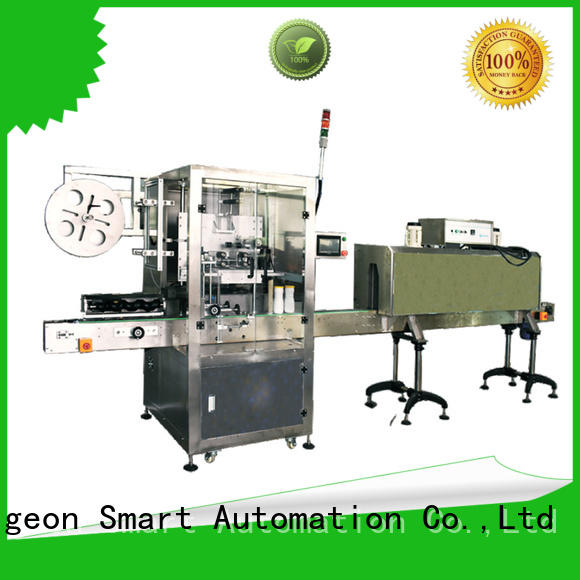 PST sticker labelling machine company for round bottles