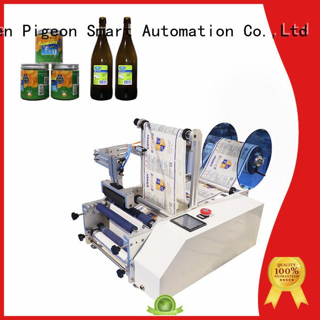 best semi automatic bottle labeling machine supplier for round bottles