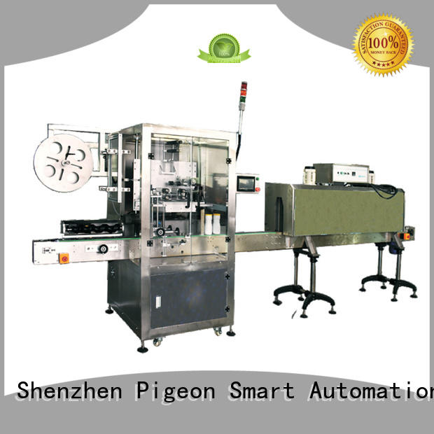 PST sticker labelling machine for busniess for cards