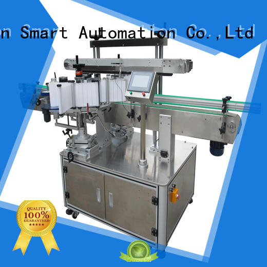 PST double sides Side labeling Machine efficient for boxes