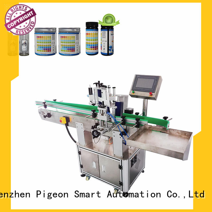 precision label applicator machines company for round bottles