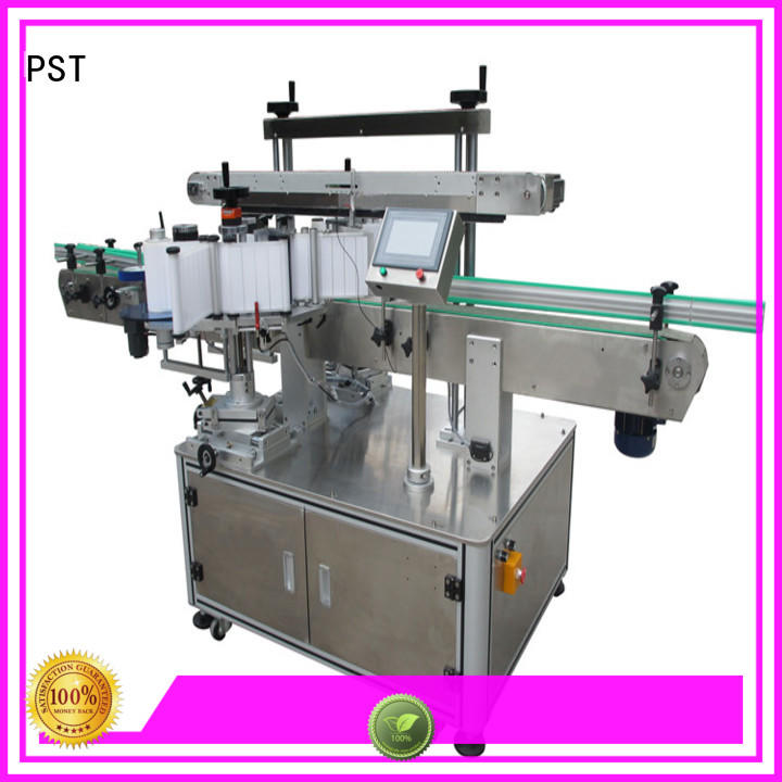 excellent semi automatic labeling machine manufacturer for square bottles PST