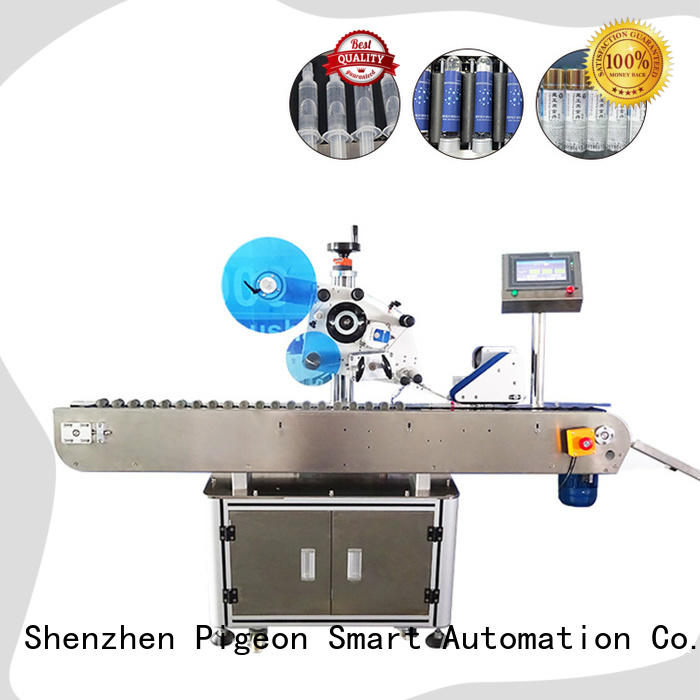 PST wholesale semi automatic labeling machine supply for round bottles