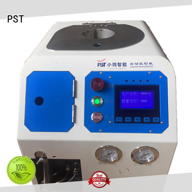 pneumatic riveting machine supplier for computer terminal case