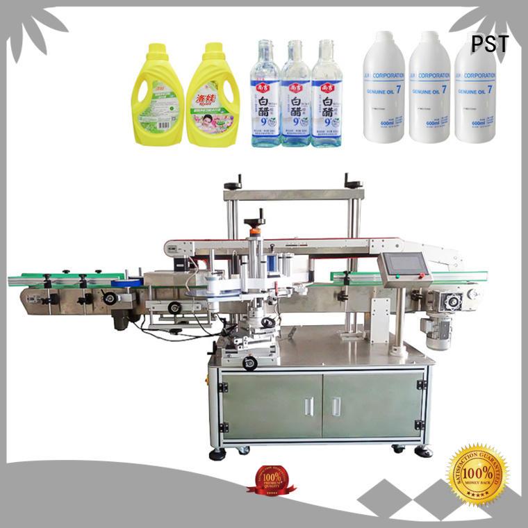 precision semi automatic labeling machine supply for boxes