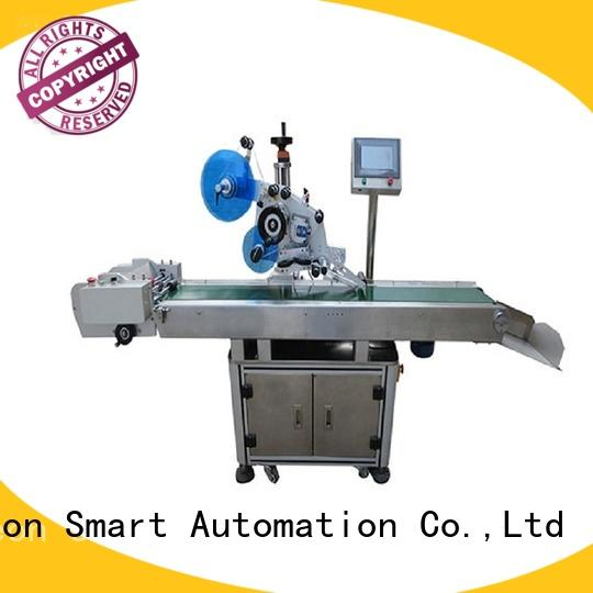 hot sale automatic flat labeling machine supply for book
