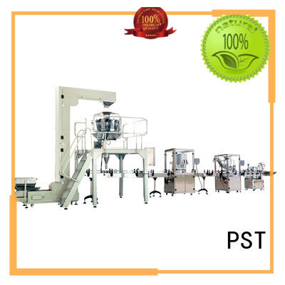 new labeling production line factory for packing