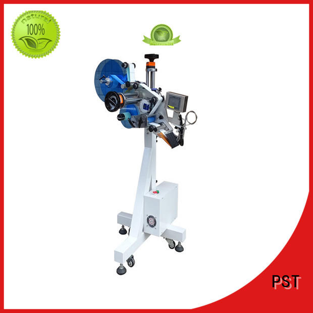 semi automatic automatic labeling machine manufacturer for flat bottles