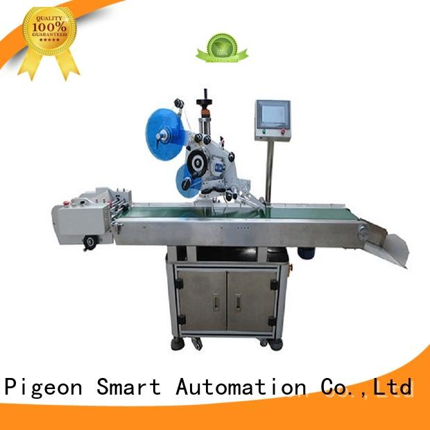 new automatic flat labeling machine factory for book