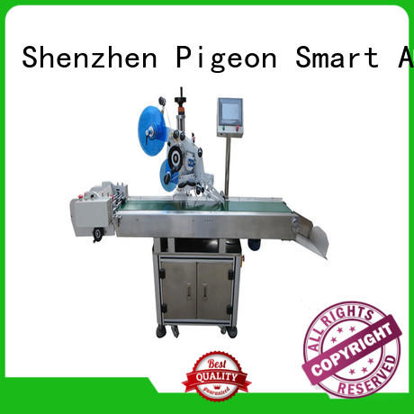 flat flat surface labeling machine manufacturer for square bottles