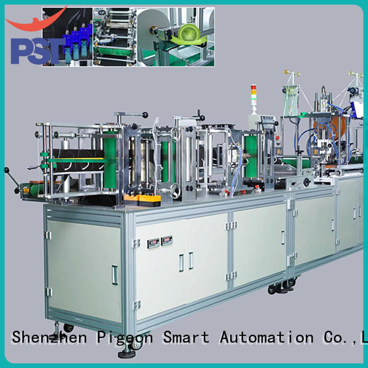 PST KN95 full automatic mask machine suppliers for face mask