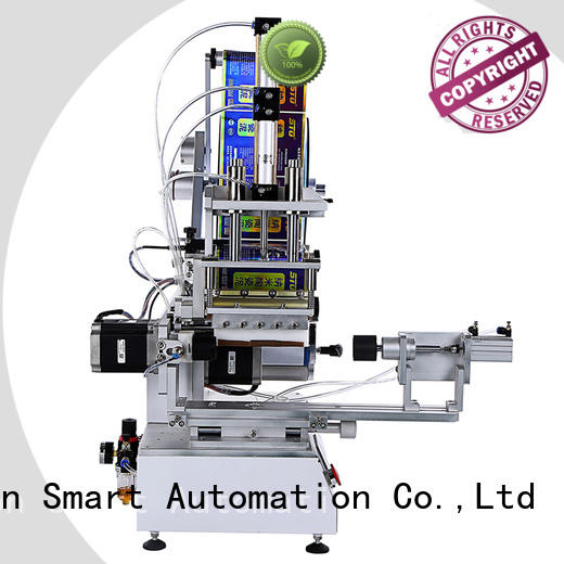 PST Semi-automatic Round and Square Bottles Labeling Machine/PST616