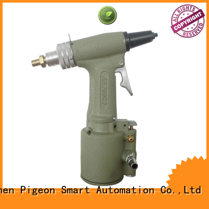 PST low noise auto feed rivet gun factory for electric power tools