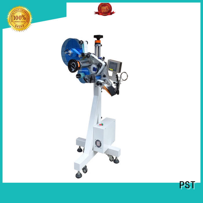 head flat surface labeling machine wholesale for boxes PST