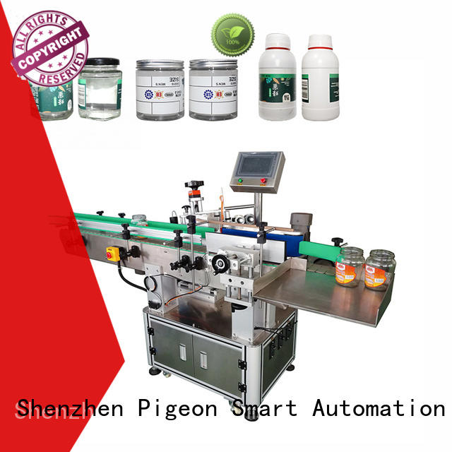 around bottles labeling machine factory for boxes