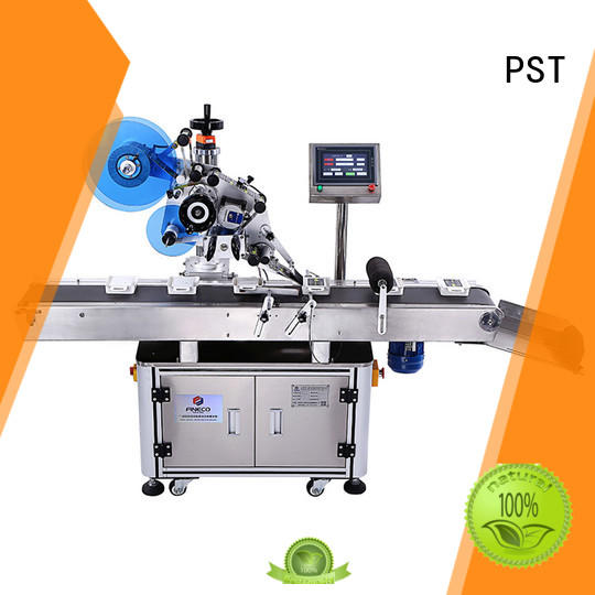 PST excellent Flat Labeling Machine wholesale for square bottles