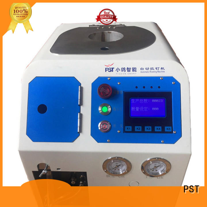automatic feeding machine for flight case best for computer terminal case PST