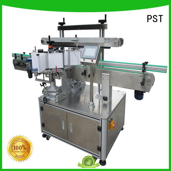 high speed automatic labeling machine manufacturer for cards PST