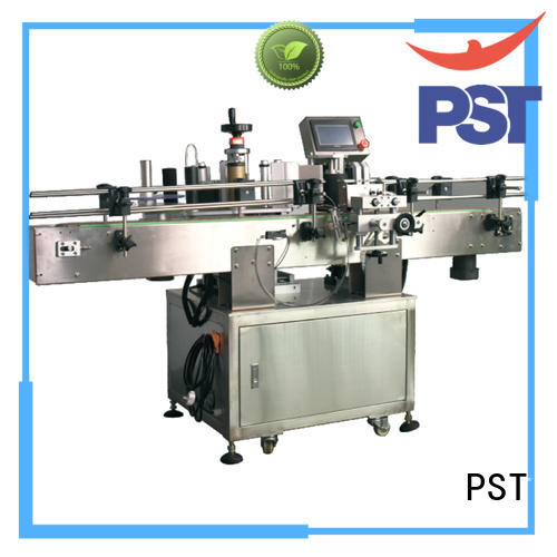wrap automatic label applicator for busniess for round bottles