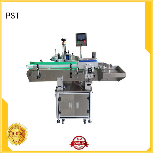 PST Fully Automatic Wrap Around Round Bottles Labeling Machine/PST803