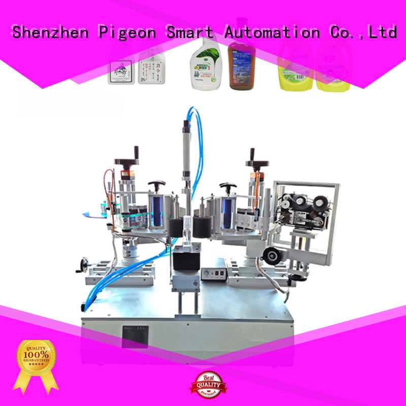PST new semi auto labeling machine suppliers for bottle