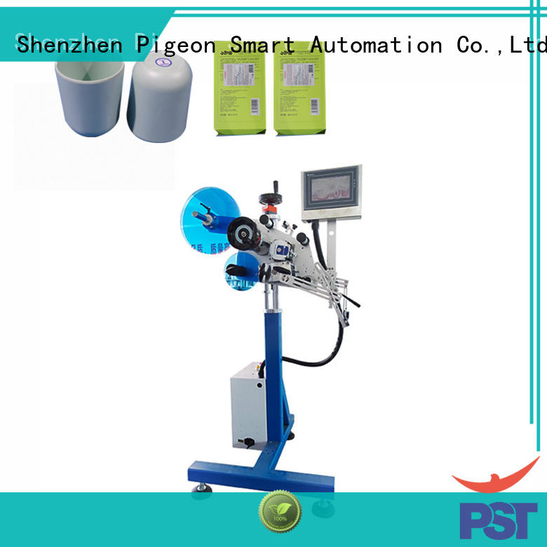custom automatic labeling machine bucket for industry
