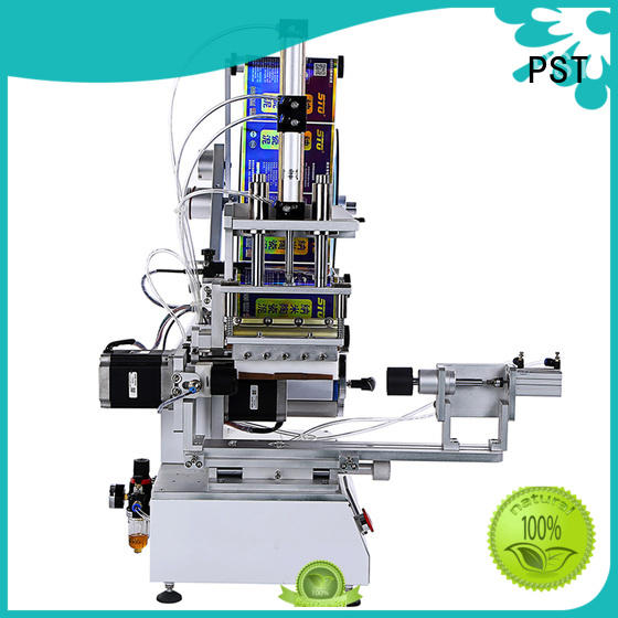 PST high end round bottle labeling machine wholesale for square bottles