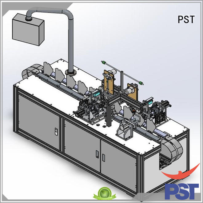 PST KN95 mask machine supply for medical products