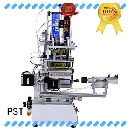 PST high end Bottles Labeling Machine shrink labeling equipment for cards
