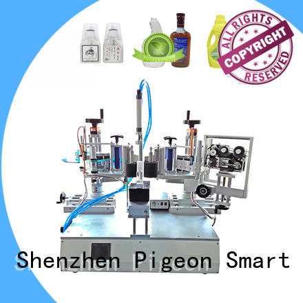 latest semi automatic labeling machine with custom services for sale