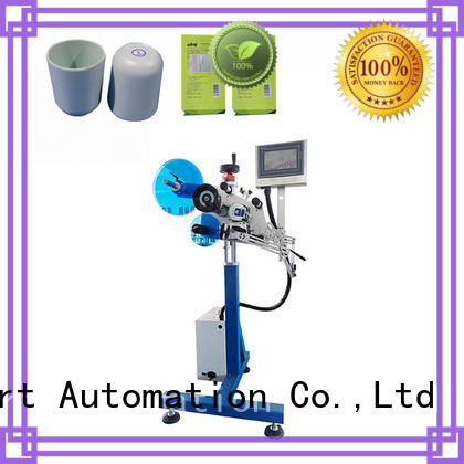 wrap automatic labeling machine design for boxes