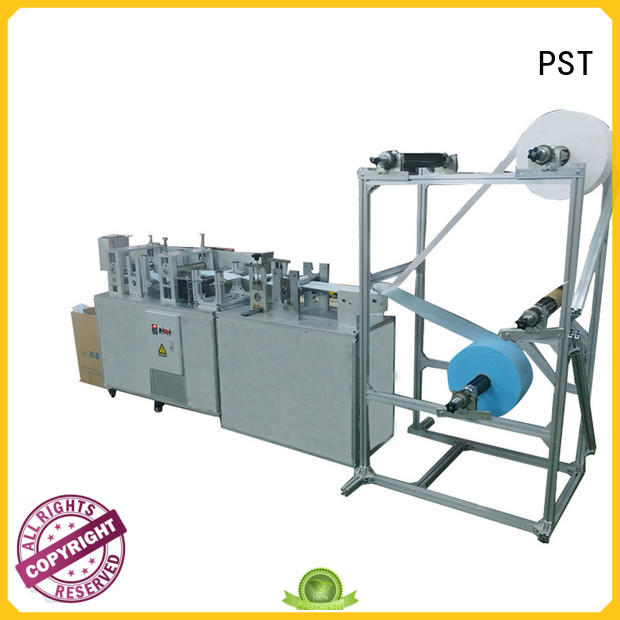 PST flat disposal face mask machine company for business
