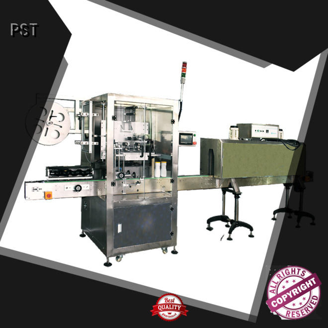 PST auto label machine shrink labeling equipment for boxes