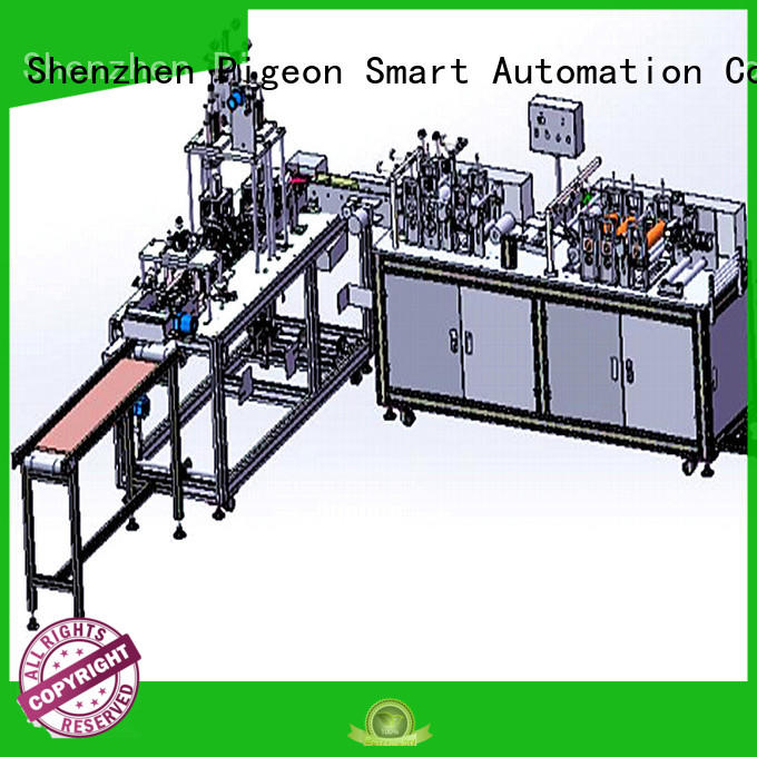 wholesale KF94 full automatic mask machine manufacturers for medical products