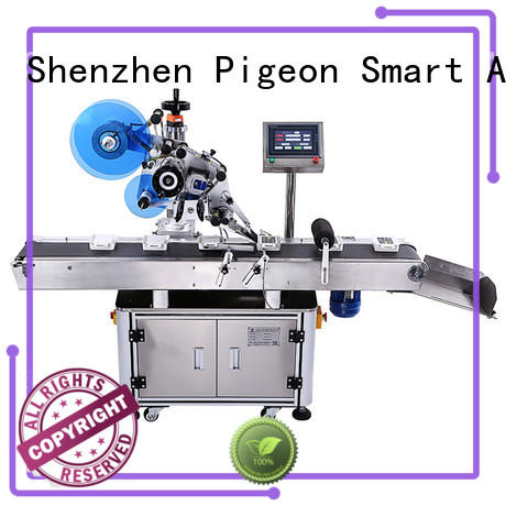 top automatic plane labeling machine factory for box